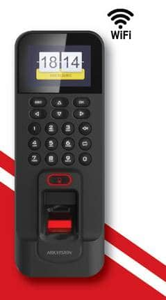 Hikvision-Fingerprint-Access-Control-Terminals